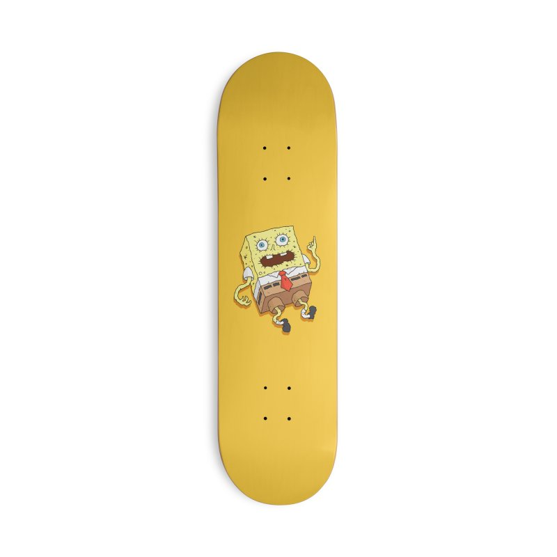 Dry Bob Accessories Deck Only Skateboard by Avery is Hungry