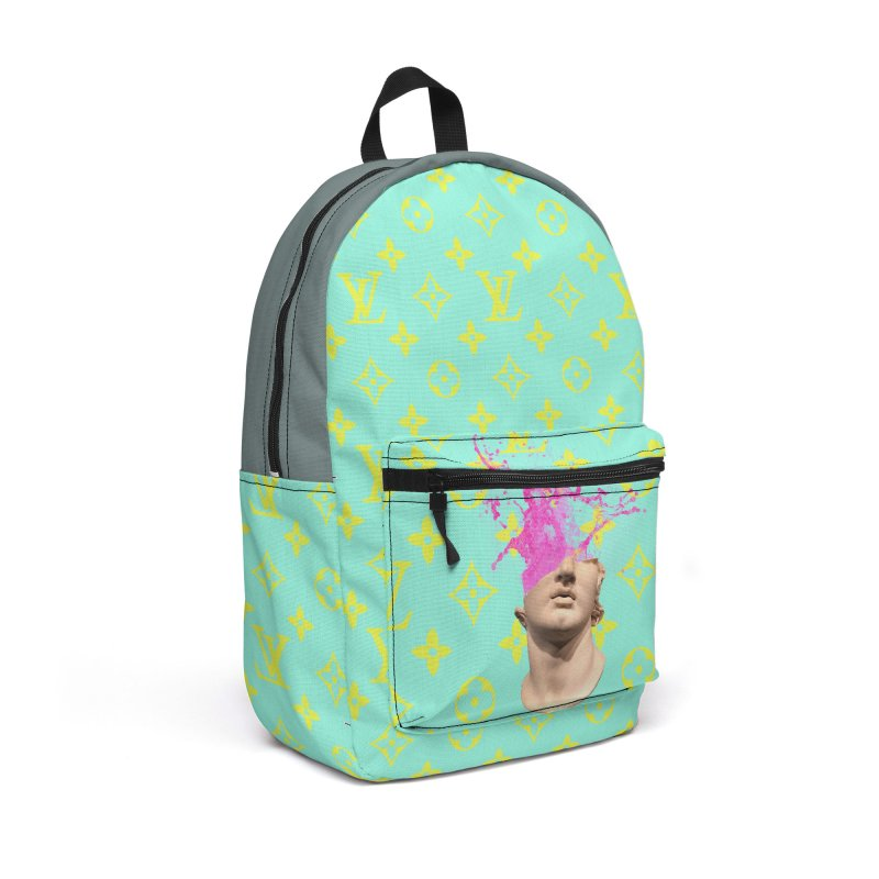 Big Head Accessories Backpack Bag by Avery is Hungry