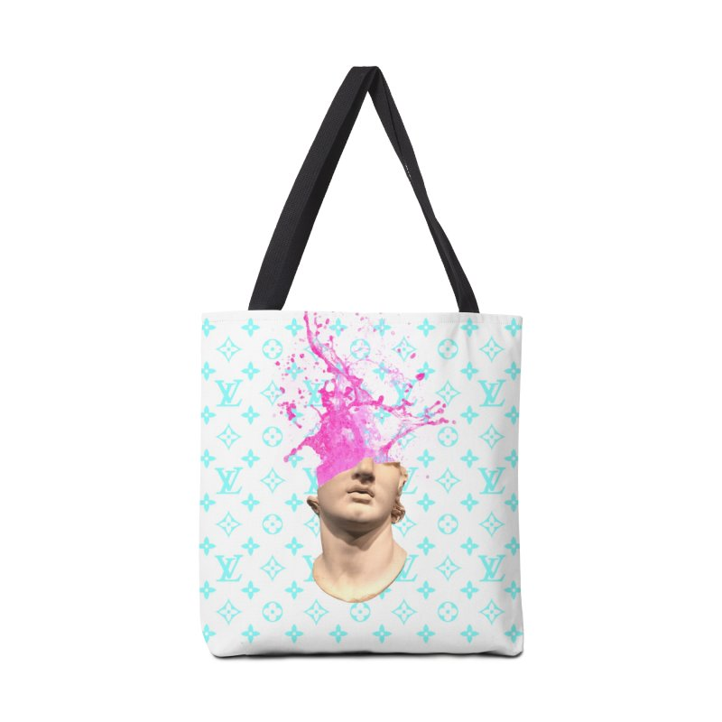 Big Head Accessories Tote Bag Bag by Avery is Hungry