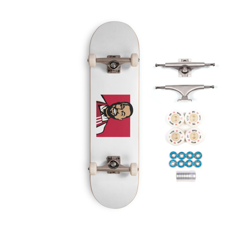 KFCeezus Accessories Complete - Premium Skateboard by Avery is Hungry
