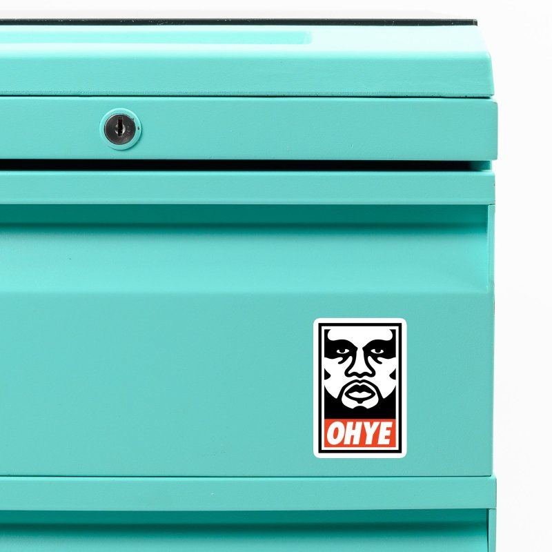 OHYE Accessories Magnet by Avery is Hungry