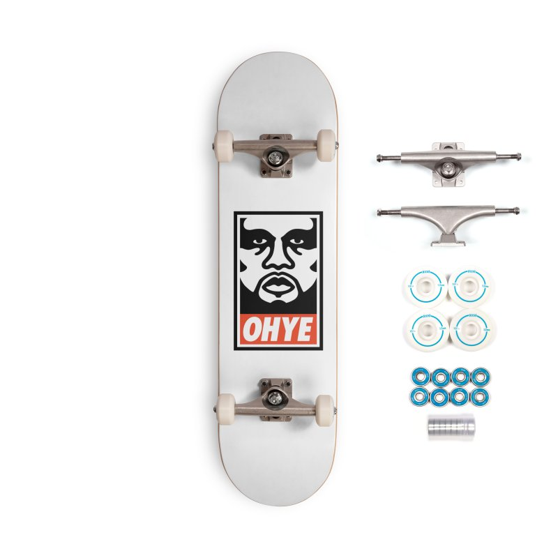 OHYE Accessories Complete - Basic Skateboard by Avery is Hungry