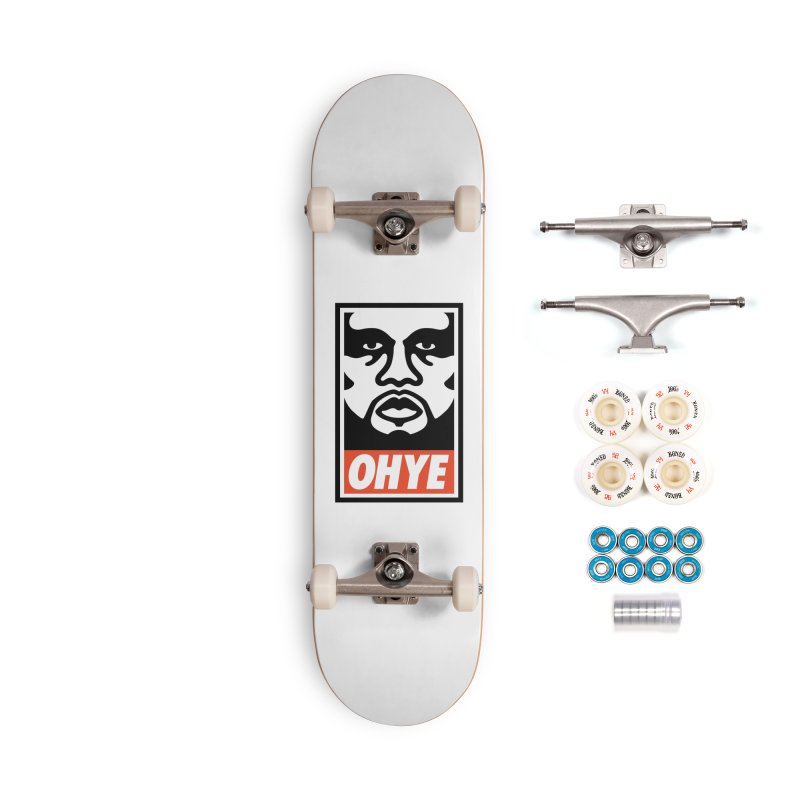 OHYE Accessories Complete - Premium Skateboard by Avery is Hungry