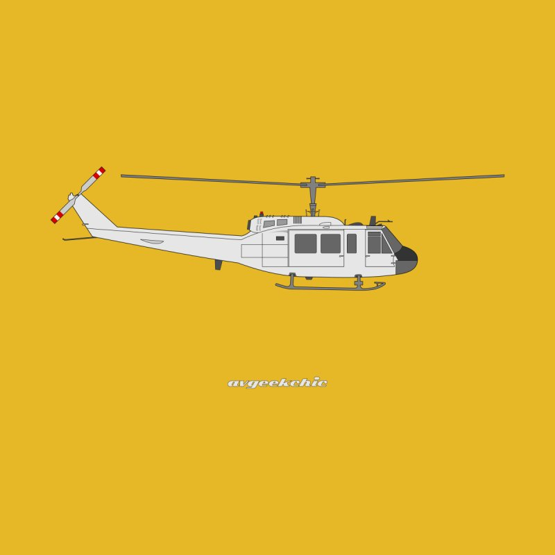 "Bell UH-1H Iroquois ""Huey"" Kids Toddler T-Shirt by avgeekchic's Artist Shop"