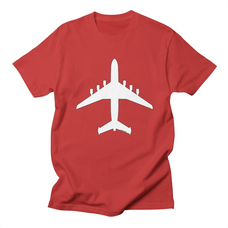 Antonov An-225 Mriya Men's T-Shirt by avgeekchic's Artist Shop