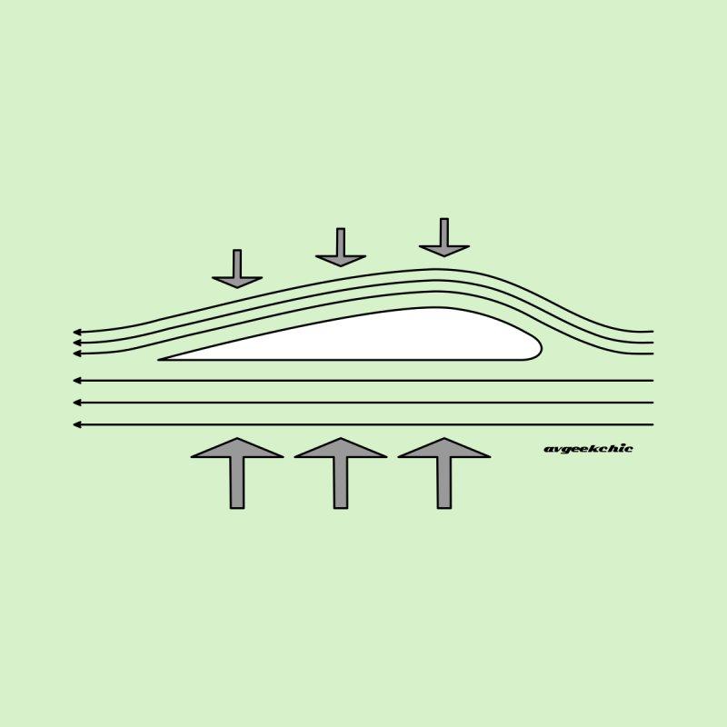 Bernoulli's Principle Men's Zip-Up Hoody by avgeekchic's Artist Shop