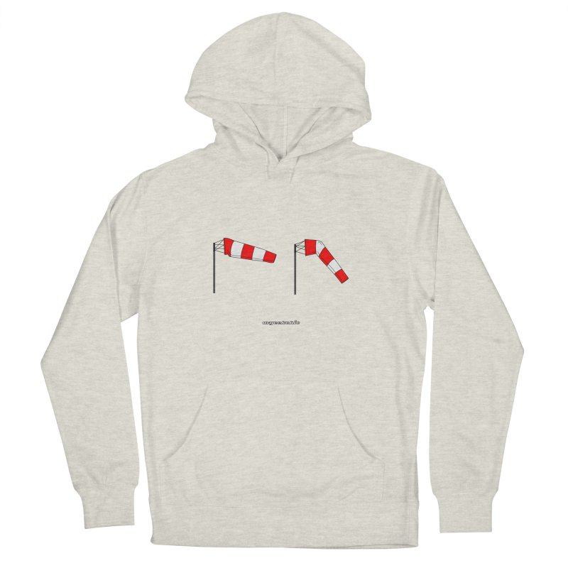 Windsock Men's French Terry Pullover Hoody by avgeekchic's Artist Shop