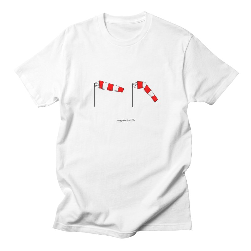 Windsock Men's T-Shirt by avgeekchic's Artist Shop
