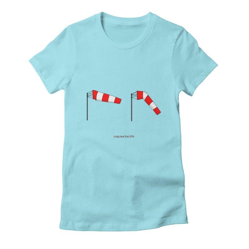 Windsock Women's T-Shirt by avgeekchic's Artist Shop