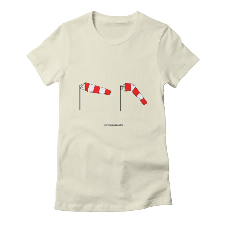 Windsock Women's T-Shirt by avgeekchic's Artist Shop