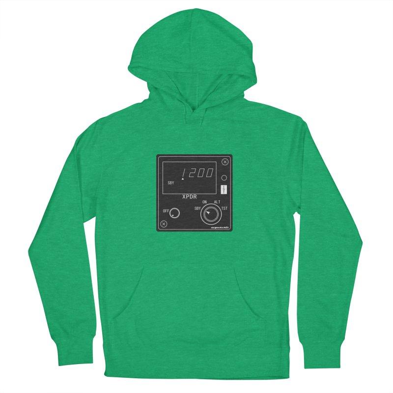 Squawk 1200 Men's Pullover Hoody by avgeekchic's Artist Shop