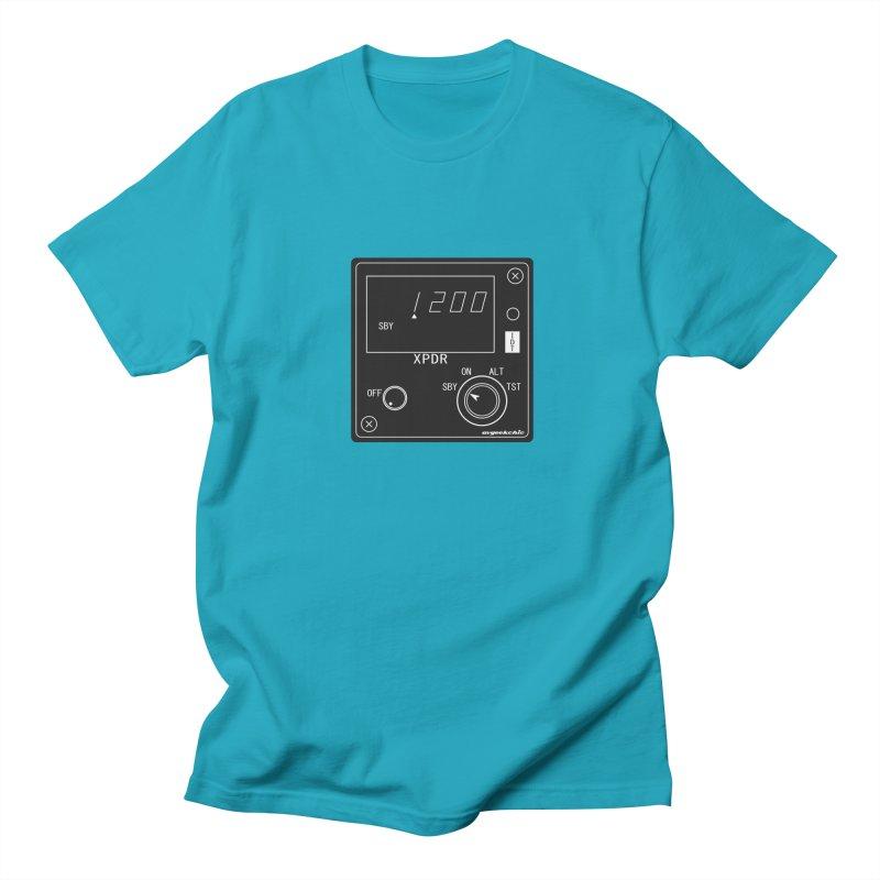 Squawk 1200 Men's Regular T-Shirt by avgeekchic's Artist Shop