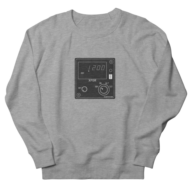 Squawk 1200 Men's Sweatshirt by avgeekchic's Artist Shop