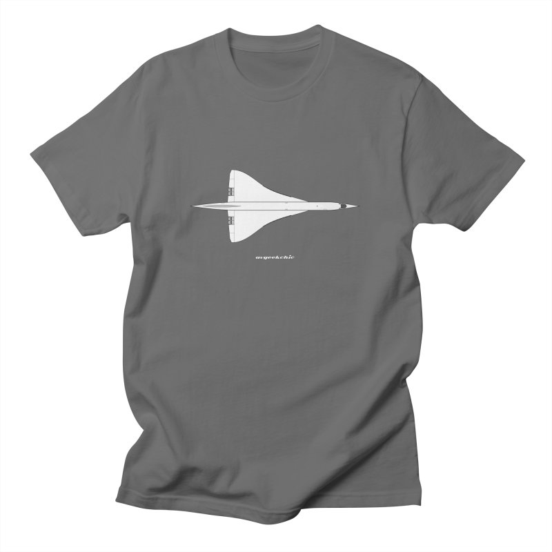 Concorde Men's T-Shirt by avgeekchic's Artist Shop