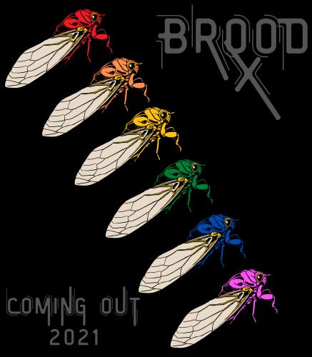 Pride-Cicadas