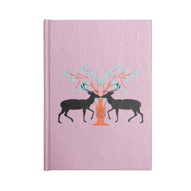 Dear Deer Accessories Notebook by avian30