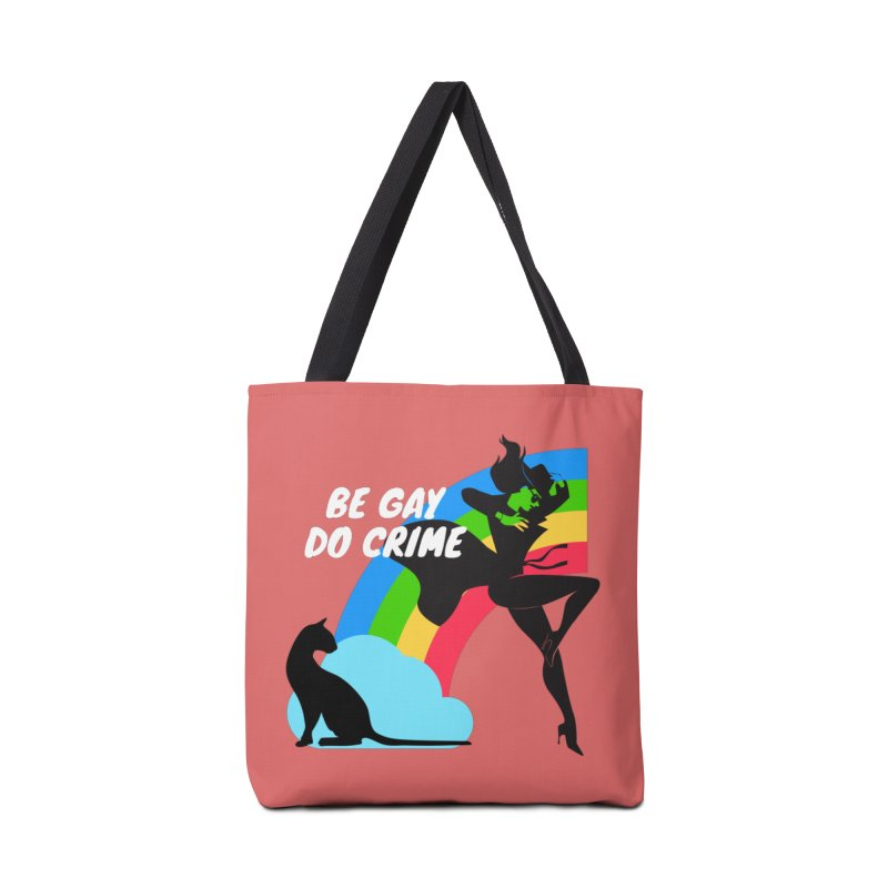 Be Gay Do Crime Accessories Bag by avian30