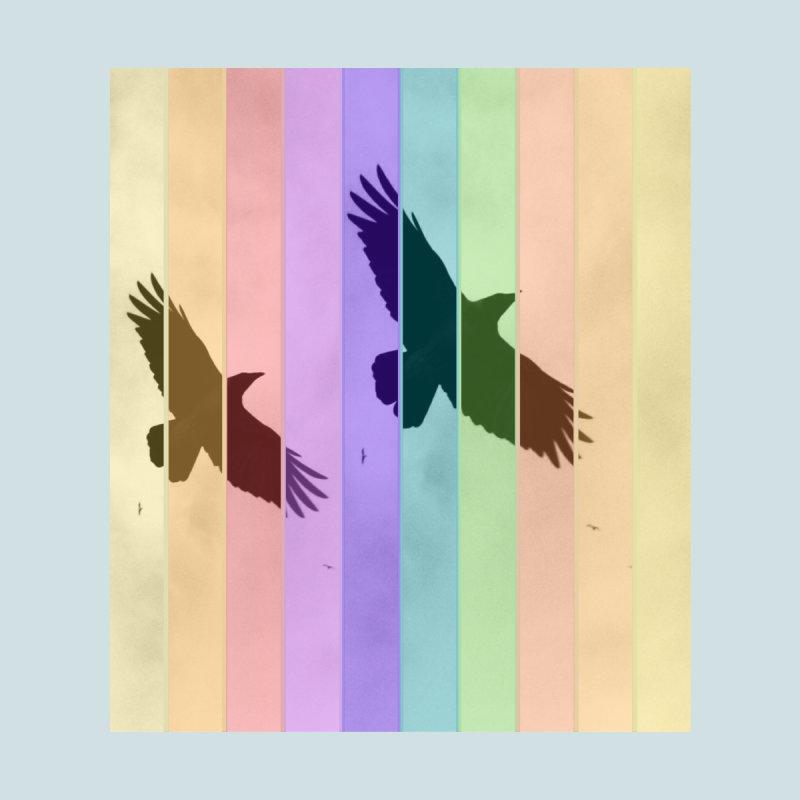 Birds of Pride Kids Baby Zip-Up Hoody by avian30