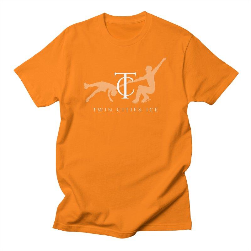 Twin Cities Ice - Pairs Men's T-Shirt by avian30