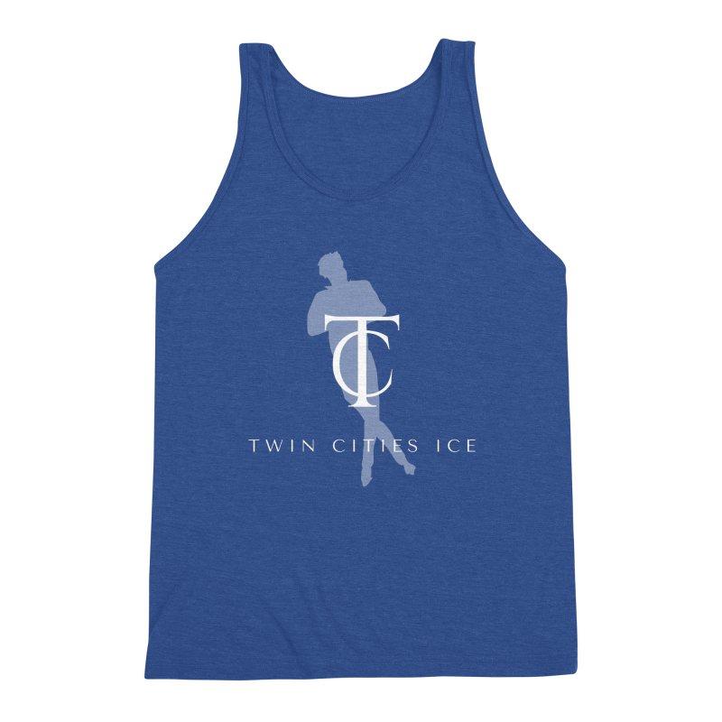 Twin Cities Ice - Singles Men's Tank by avian30