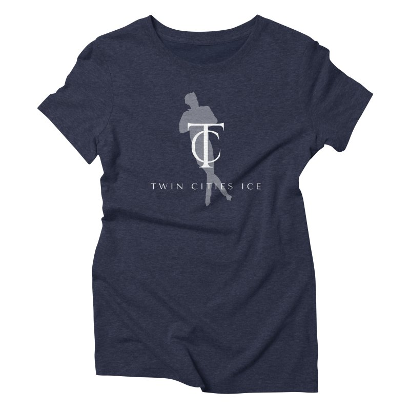 Twin Cities Ice - Singles Women's T-Shirt by avian30