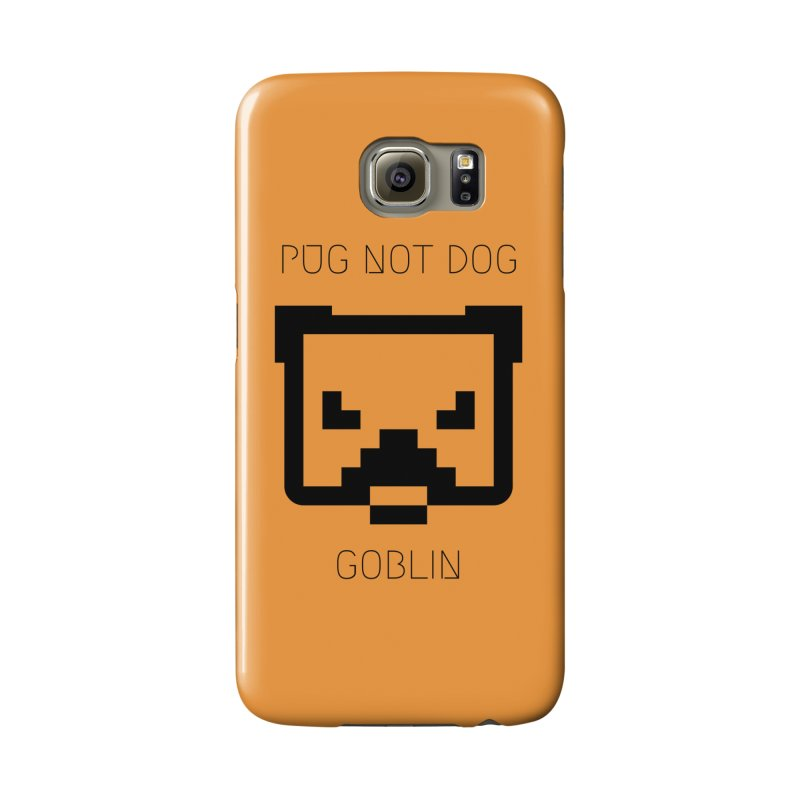 PUG NOT DOG Accessories Phone Case by avian30