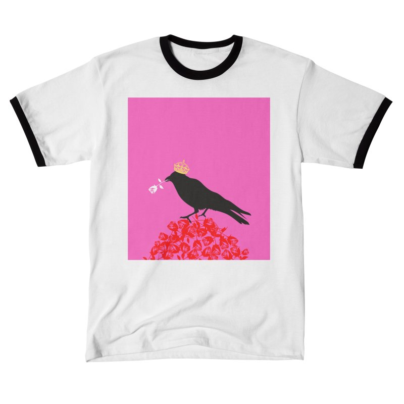A Queen from the North Men's T-Shirt by avian30
