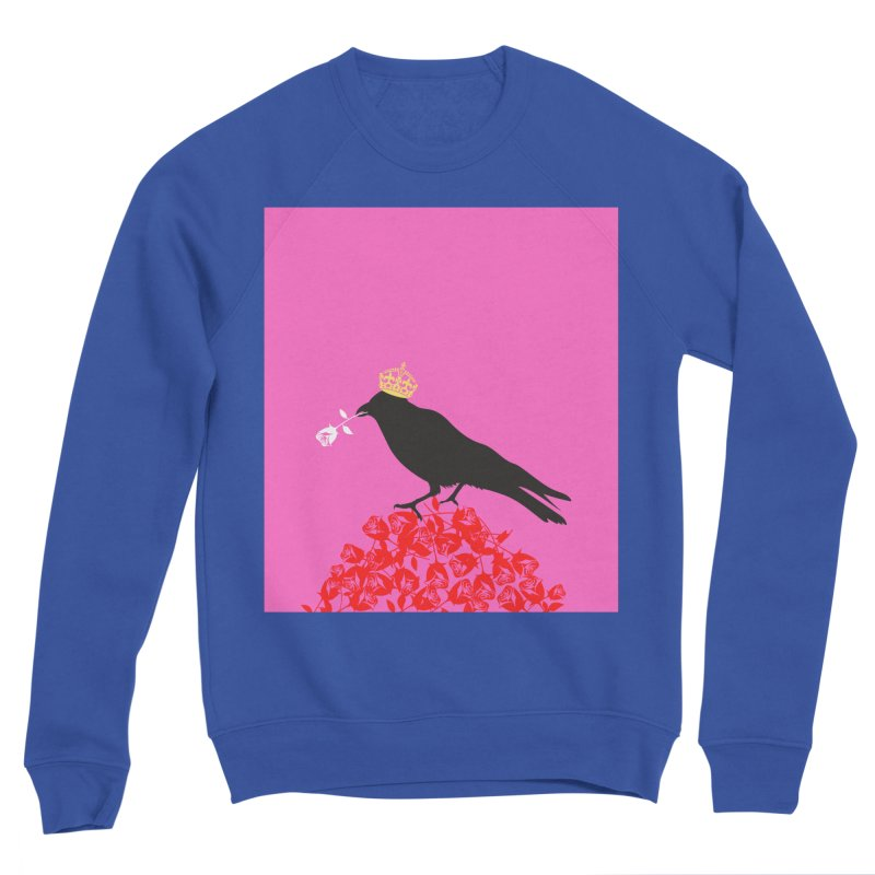 A Queen from the North Women's Sweatshirt by avian30
