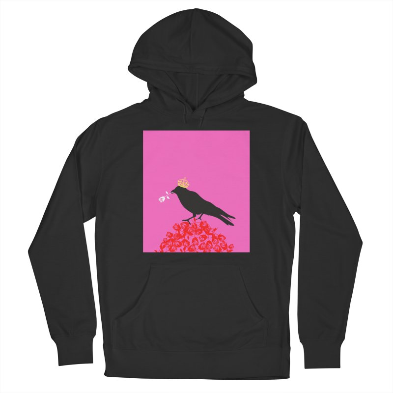 A Queen from the North Women's Pullover Hoody by avian30