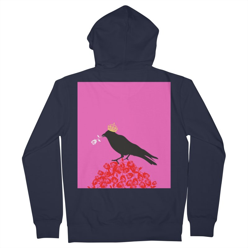 A Queen from the North Women's Zip-Up Hoody by avian30