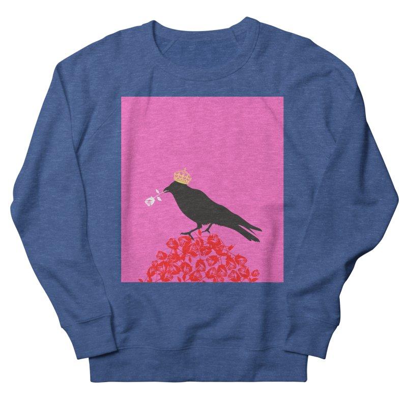 A Queen from the North Men's Sweatshirt by avian30