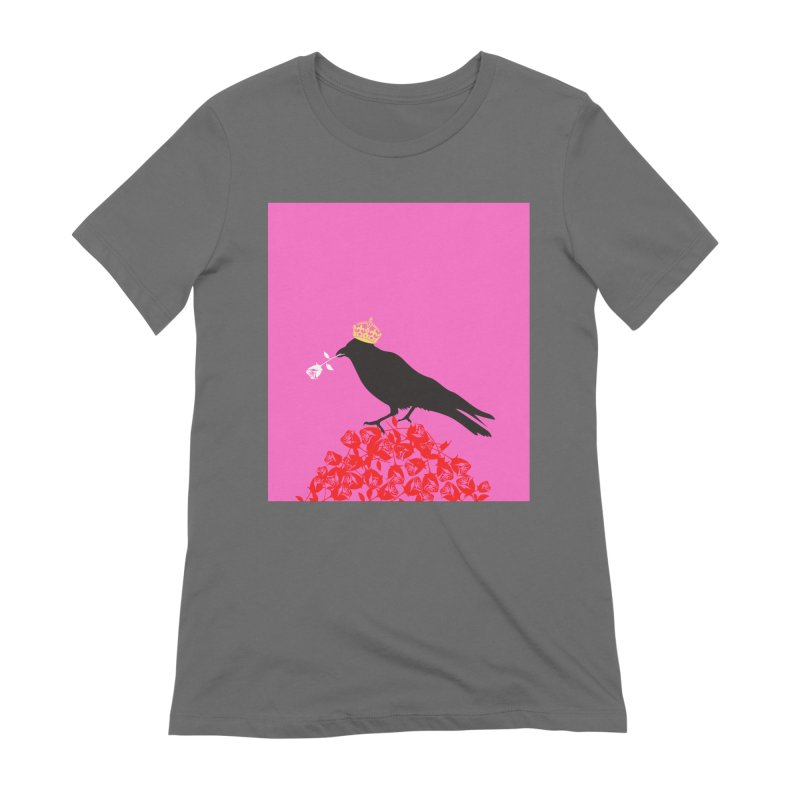 A Queen from the North Women's T-Shirt by avian30