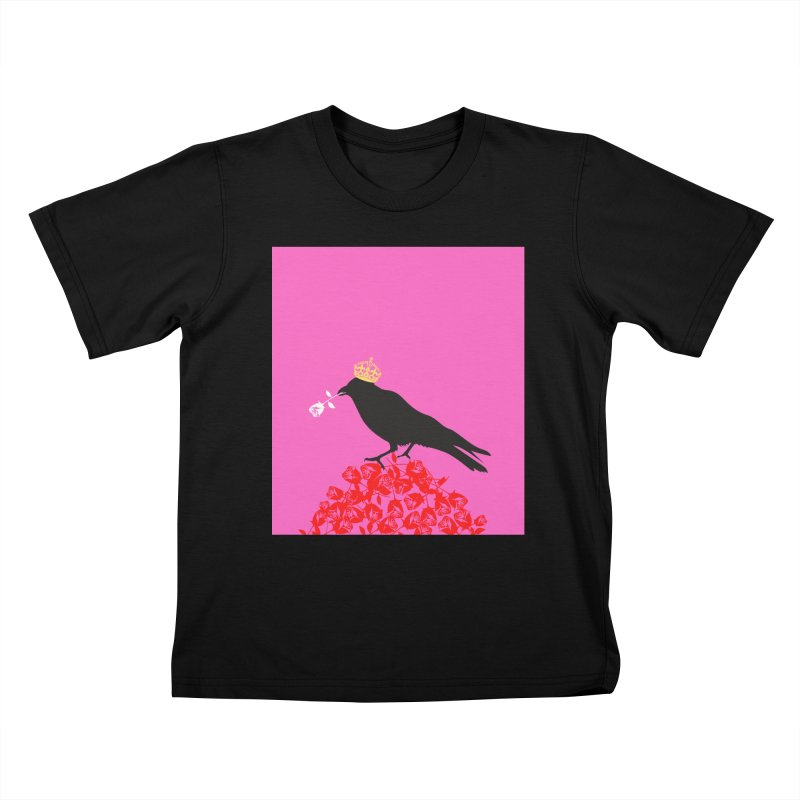 A Queen from the North Kids T-Shirt by avian30