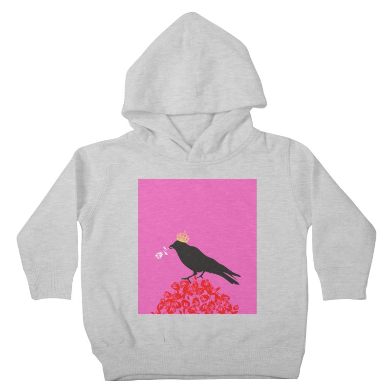 A Queen from the North Kids Toddler Pullover Hoody by avian30