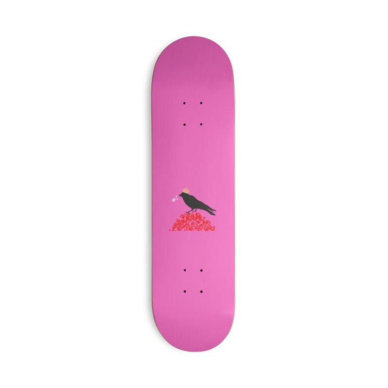 A Queen from the North Accessories Skateboard by avian30