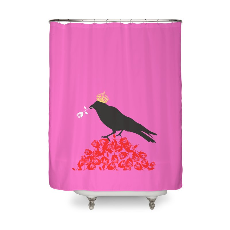 A Queen from the North Home Shower Curtain by avian30