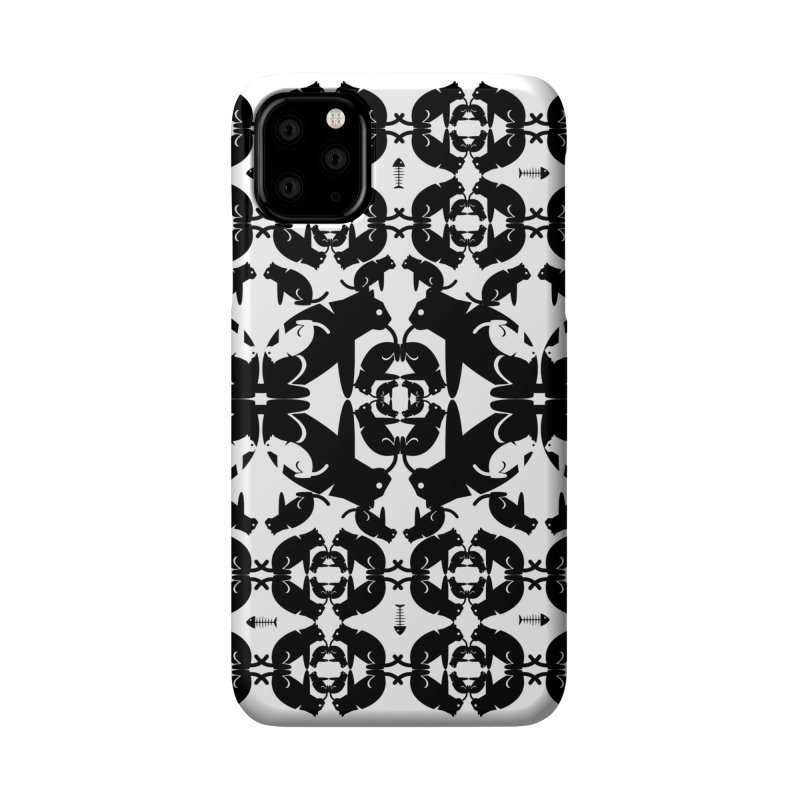 Infinite cats Accessories Phone Case by avian30