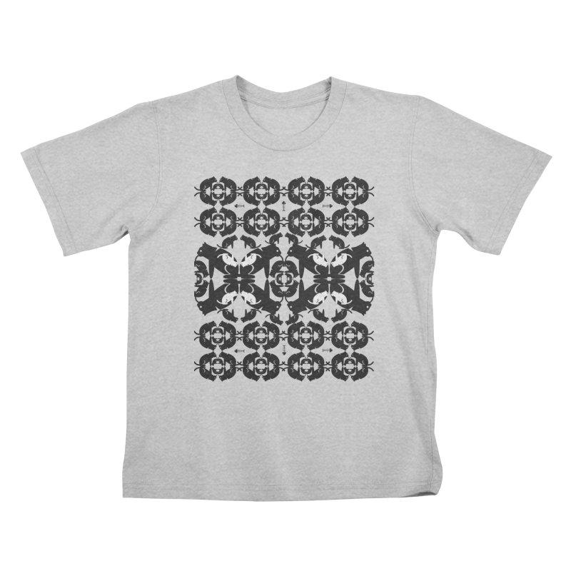 Infinite cats Kids T-Shirt by avian30