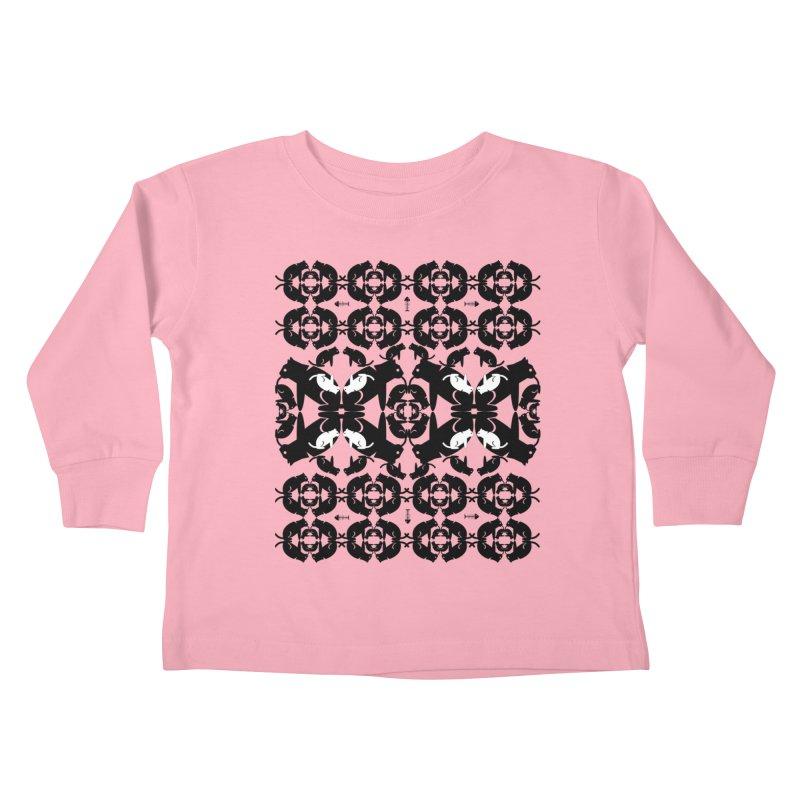 Infinite cats Kids Toddler Longsleeve T-Shirt by avian30