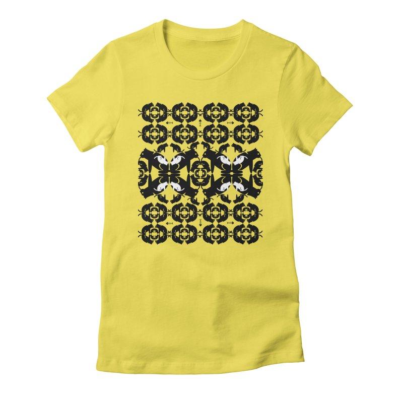 Infinite cats Women's T-Shirt by avian30