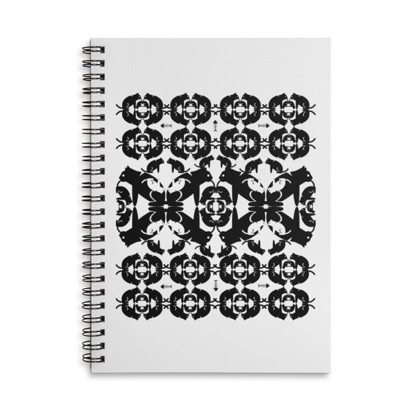 Infinite cats Accessories Notebook by avian30