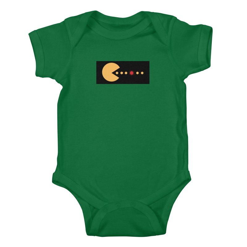 To the Rescue Kids Baby Bodysuit by avian30