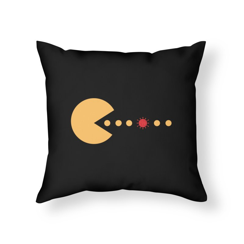 To the Rescue Home Throw Pillow by avian30