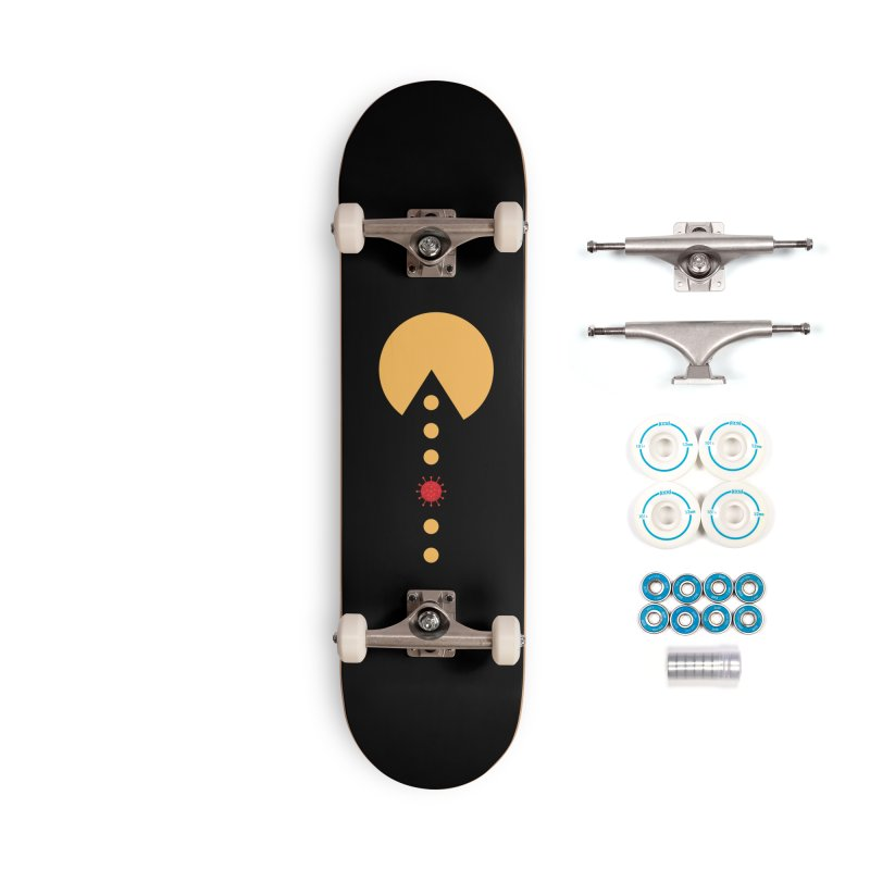 To the Rescue Accessories Skateboard by avian30