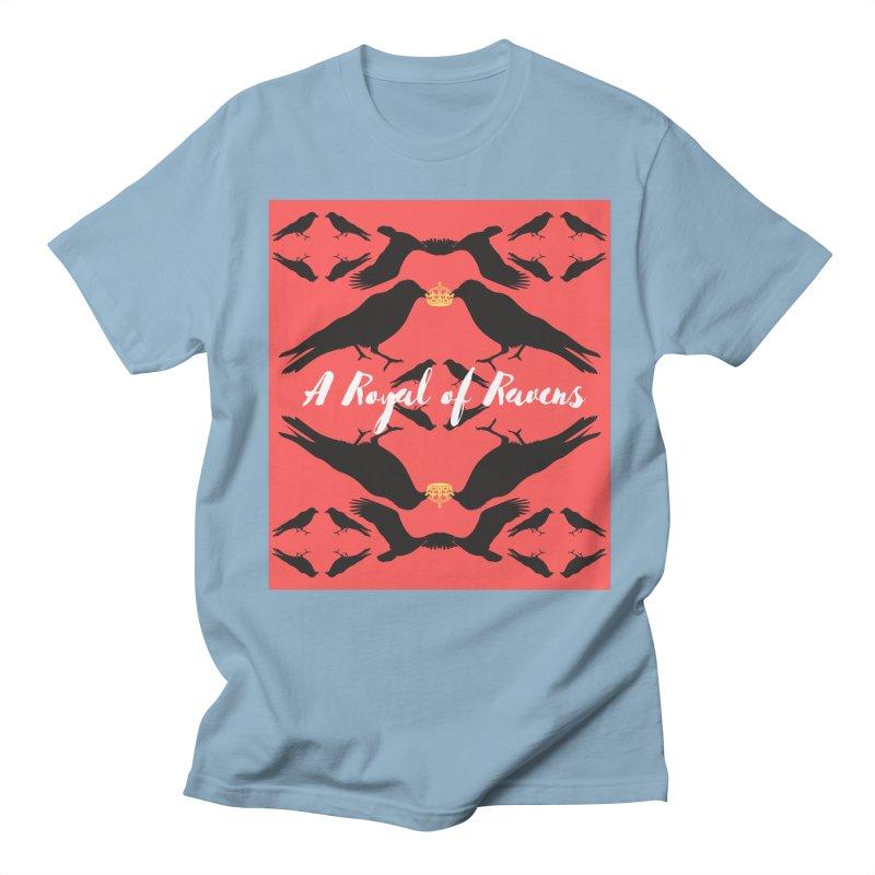 A Royal of Ravens Men's T-Shirt by avian30