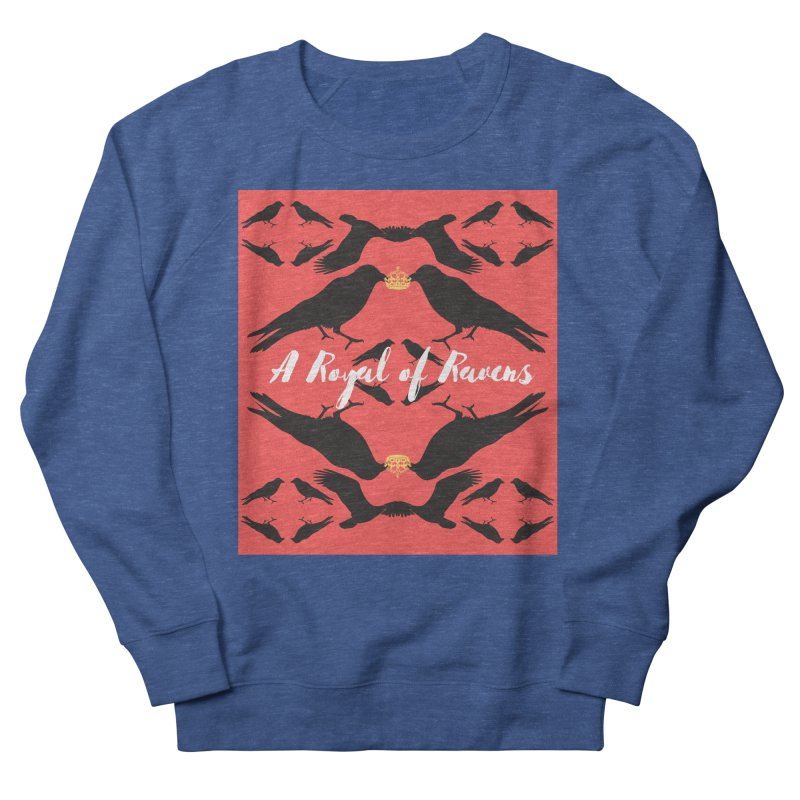 A Royal of Ravens Men's Sweatshirt by avian30