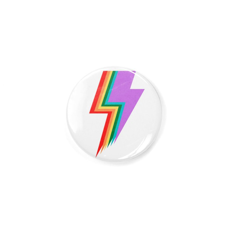 Glam Rock Pride Accessories Button by avian30