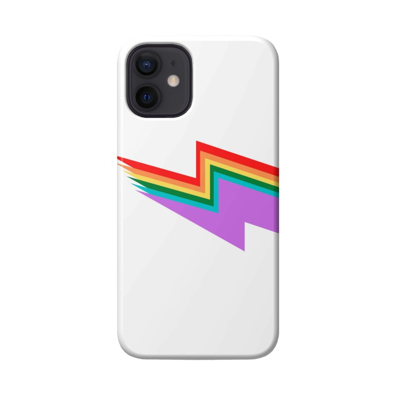 Glam Rock Pride Accessories Phone Case by avian30