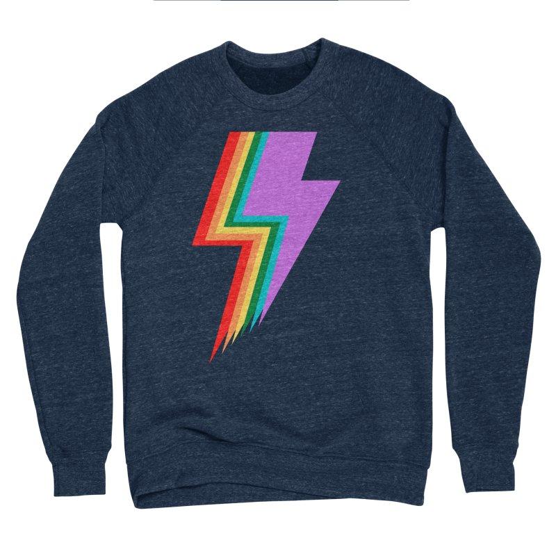 Glam Rock Pride Women's Sweatshirt by avian30
