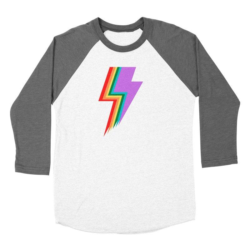 Glam Rock Pride Women's Longsleeve T-Shirt by avian30